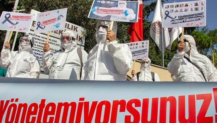 Cumhuriyetçi Hekimler'den TTB' Yönetimine Yanıt: Görevimizin Başındayız!