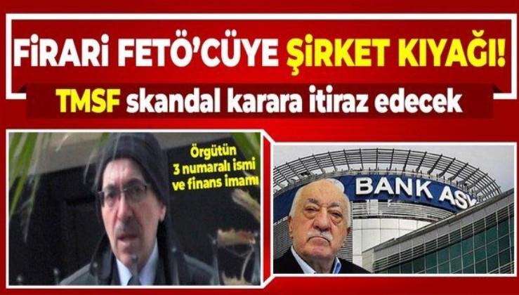 Fetullahçı Terör Örgütü'nün (FETÖ) firari finans imamı Ali Çelik'e şirket kıyağı!
