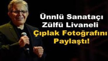 Zülfü Livaneli çıplak foto paylaştı, içerideki PKK'lılara ve FETÖ'cülere sahip çıktı, tepki yağdı