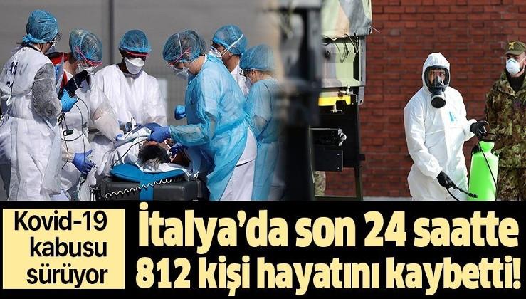 Son dakika: İtalya'da Kovid-19'dan ölenlerin sayısı 11 bini geçti!.