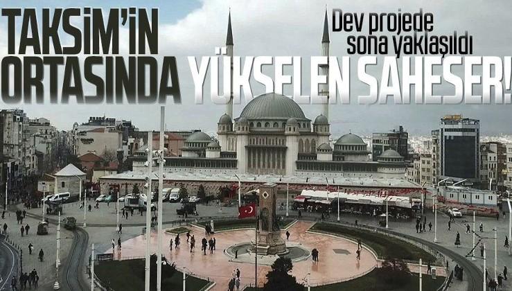 Atatürk Kültür Merkezi'nde sona doğru!