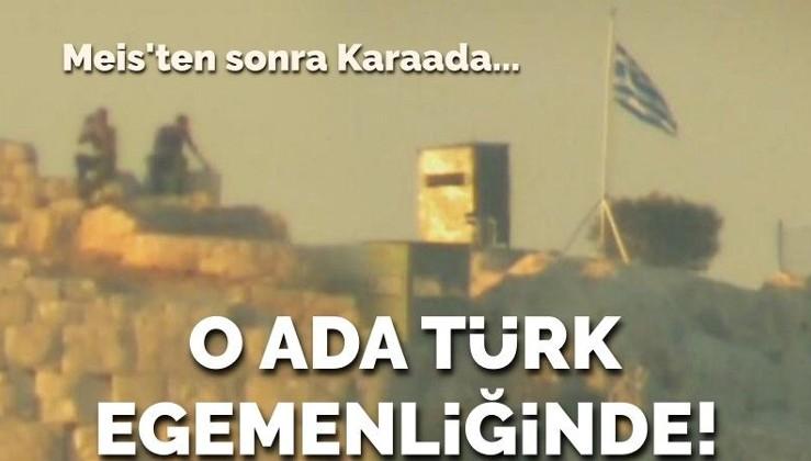 'O adalar Türk egemenliğinde!'