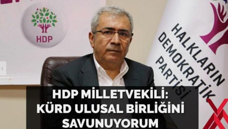 HDPKK vekili Anayasaya meydan okudu!