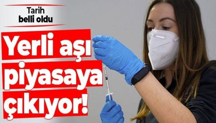 Yerli koronavirüs aşısında son dakika gelişmesi! Nisan ayından itibaren... (mRNA aşısı nedir?)