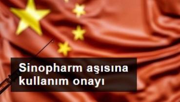 Çin, Sinopharm aşısının koşullu kullanımına izin verdi
