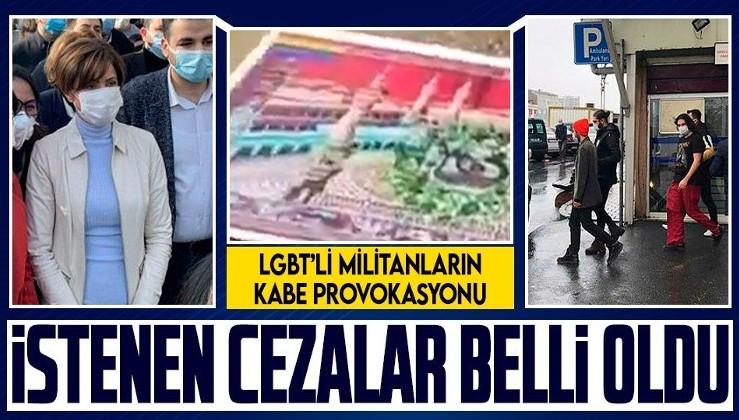 SON DAKİKA: Boğaziçi Üniversitesi'ndeki Kabe provokasyonunda flaş gelişme: 3'er yıla kadar hapis istemi