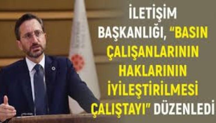 Son dakika: İletişim Başkanı Altun'dan FETÖ ile mücadele mesajı
