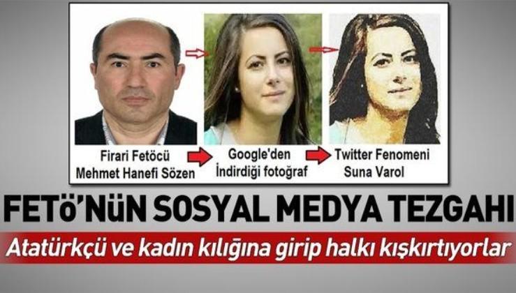 Suna Varol daha doğrusu firari FETÖ'cü Mehmet Hanefi Sözen'i daha yakından tanımak ister misiniz?