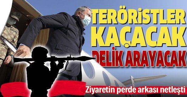 Türkiye teröre ölümcül darbeyi indirecek! Ortak operasyon masada