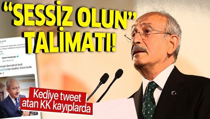 CHP'de Türkiye'nin doğal gaz keşfini görmezden gelme talimatı!