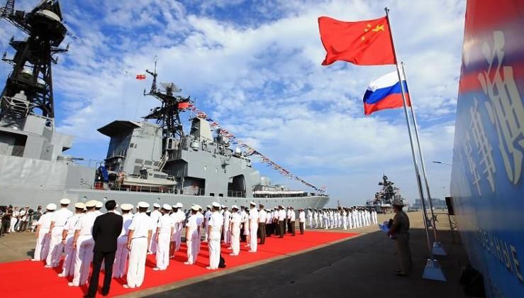 Çin ve Rusya'dan ortak tatbikat