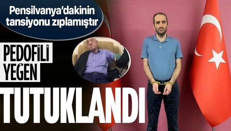 Son dakika! FETÖ elebaşı Fetullah Gülen'in yeğeni Selahaddin Gülen tutuklandı