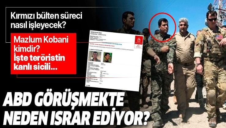 ABD neden Mazlum Kobani ile görüşmekte ısrar ediyor? Mazlum Kobani (Şahin Cilo) kimdir?