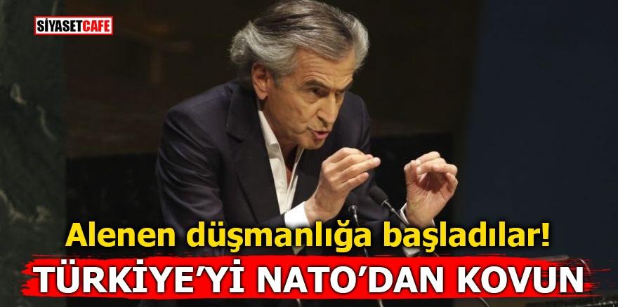 Alenen düşmanlığa başladılar! Türkiye'yi NATO'dan kovun