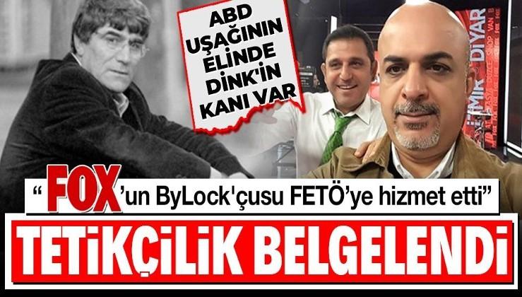 SON DAKİKA: Hrant Dink cinayetinde 'Ercan Gün''ün rolü savcı mütalaasında: FOX'un tetikçisi FETÖ'nün amacını gerçekleştirmeye çalıştı