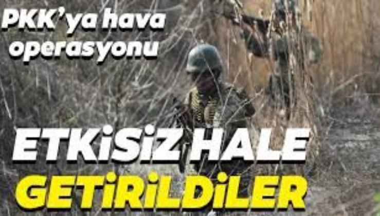Son dakika: PKK'ya çok ağır darbe! 8 terörist daha öldürüldü