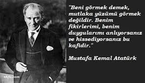 Yobaz ve gerici sadece Din ile aldatanlar ve aldatılanlar değildir, Atatürk'le aldatan ve aldatılanlar da bir o kadar fazladır!
