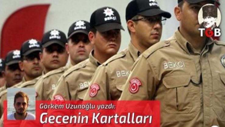 HDPKK'nın bekçilere karşı karalama kampanyası başlatmasının nedeni ne?