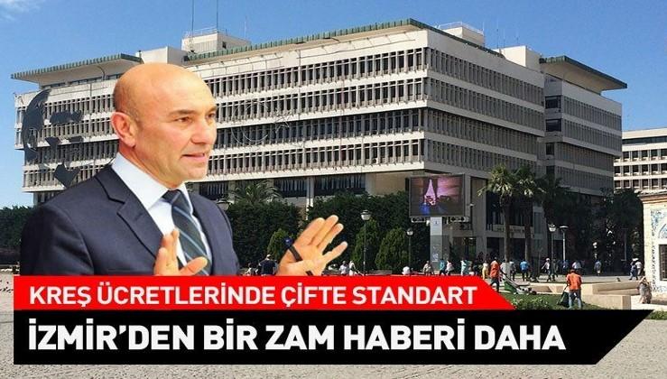 İzmir Büyükşehir Belediyesi'nden tepki çeken bir zam kararı daha!