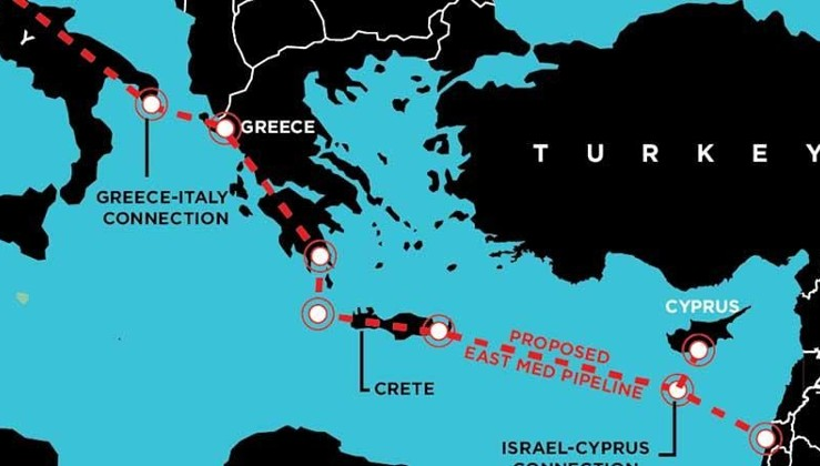 Akıncı: Enerji denkleminden Kıbrıslı Türkleri ve Türkiye'yi dışlamak olanaksız