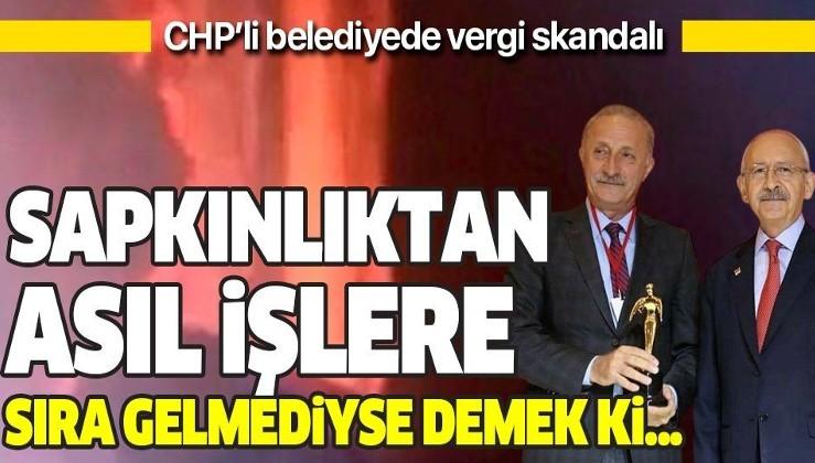Son dakika: CHP'li Didim Belediyesi'nde yeni skandal! Vergi toplamayı da becerememişler