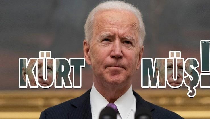 Kürtçü siyasetçinin paylaşımı: Joe Biden Kürt mü?