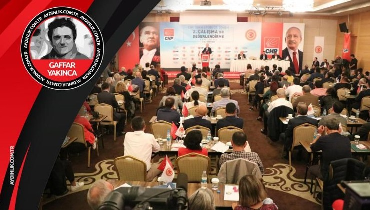 CHP'nin Atatürk'ü kaybı