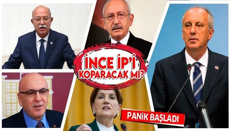 Eski İYİ Partili İsmail Ok ve İsmail Koncuk Muharrem İnce'nin partisine mi geçecek?
