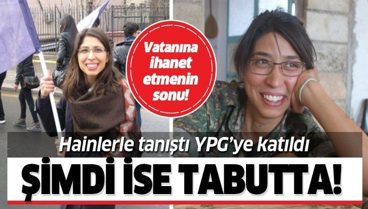 YPG ile Muğla'da tanışan Ceren Güneş etkisiz hale getirildi.