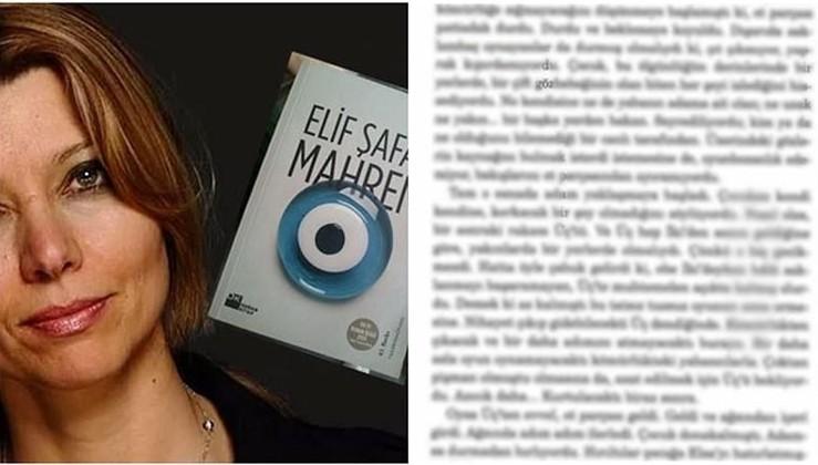 Elif Şafak 'pedofili' eleştirilerine yanıt verdi