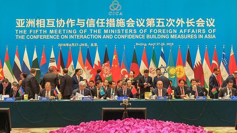 Erdoğan G-20 öncesi kritik Asya Zirvesi'ne katılacak