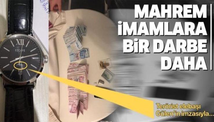 FETÖ'nün mahrem imamlarına operasyon: FETÖ elebaşısı Gülen imzalı saatler ele geçirildi
