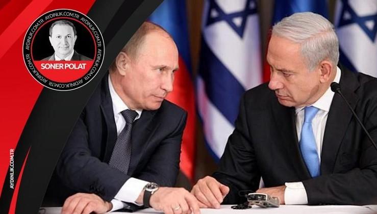 Rusya-İsrail satrancı
