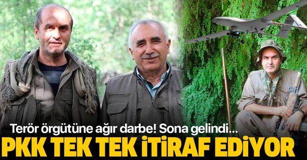 Terör örgütü PKK'dan bir ay sonra itiraf geldi: Kırmızı listede aranan Vahdettin Karay öldürüldü!