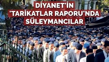 Diyanet'in tarikatlar raporunda Süleymancılar!