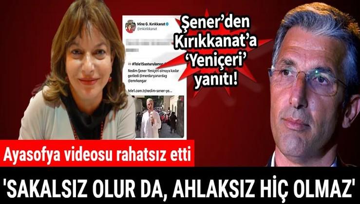 Nedim Şener, TELEFİTNE1'i ve Kırıkkanat'ı perişan etti!
