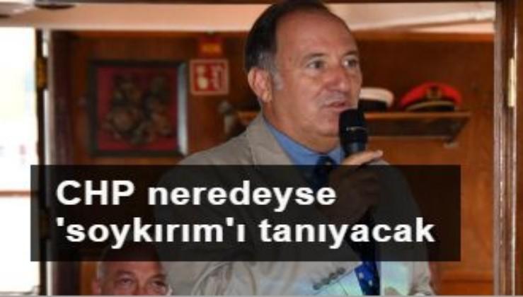 Amiral Gürdeniz: CHP'nin en önde gelen isimleri neredeyse Ermeni Soykırımı'nı tanıyacak