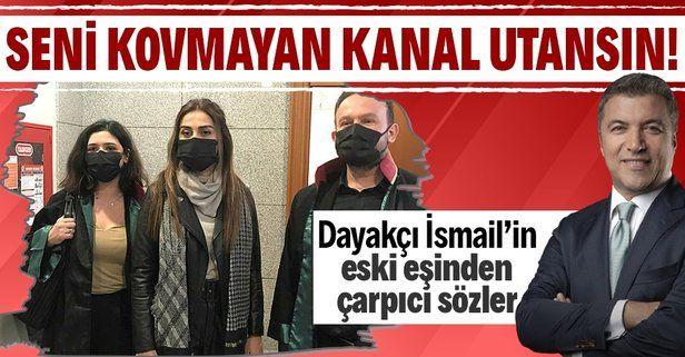 """İsmail Küçükkaya'nın eski eşi Eda Demirci'den son dakika açıklaması: """"Şiddete uğrayan tüm kadınların adına..."""""""