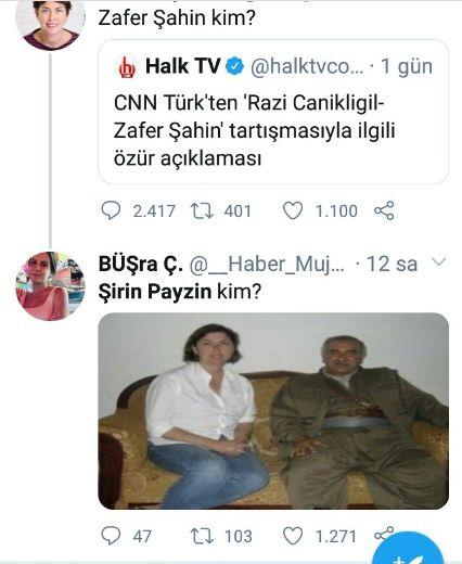 ABD'nin Şirin'i, ABD'nin Razi'si gibi Türk'ün Zaferinden rahatsız oldu, ona kim olduğunu hatırlattılar!