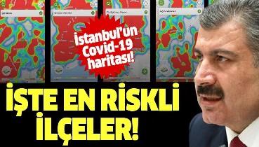 İllere göre günlük vaka sayısı açıklandı! İşte Türkiye tablosundaki son durum