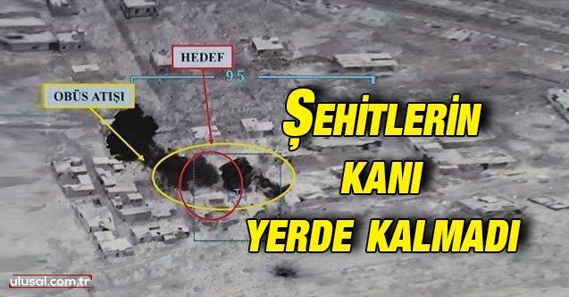 Şehitlerin kanı yerde kalmadı: 7 terörist etkisiz hale getirildi