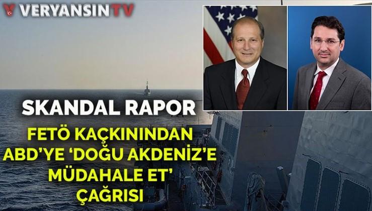 Eski Türk vekil ve Amerikalı elçiden skandal rapor: ABD Türkiye'ye müdahale etsin!