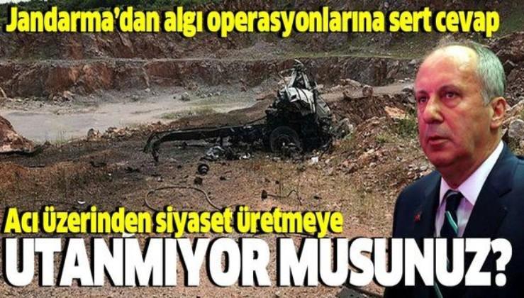 Jandarma Genel Komutanlığı'ndan Sakarya'daki havai fişek taşıması sırasında meydana gelen patlamaya ilişkin açıklama!