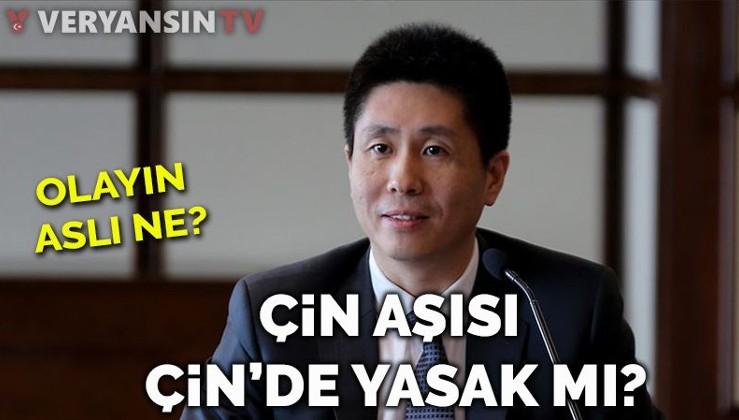 Türkiye'ye getirilen aşı Çin'de yasak mı?
