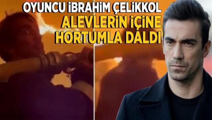 Oyuncu İbrahim Çelikkol: Turgut'ta bir dağı kurtardık