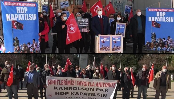 PKK yas tutsun biz zaferlere koşacağız