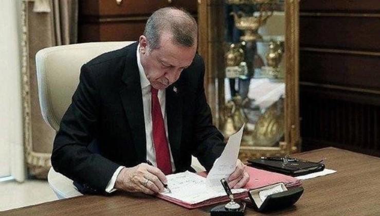 Erdoğan 5 üniversiteye rektör ataması yaptı! İşte isim isim listesi...