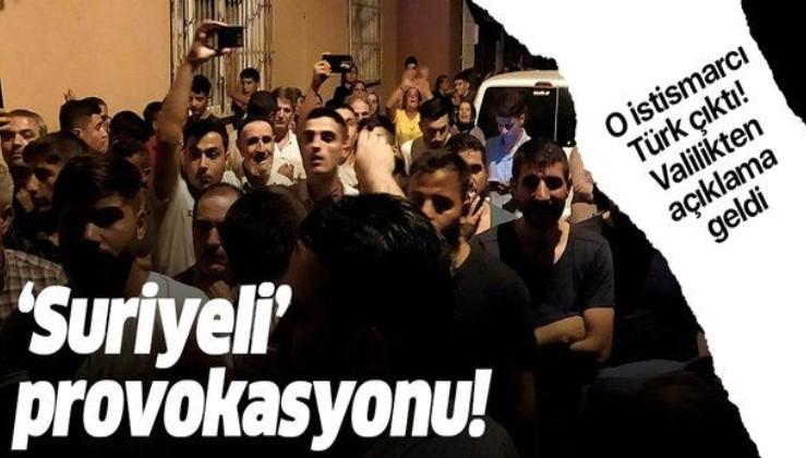"""""""Suriyeli"""" denilen istismarcı Türk çıktı!."""
