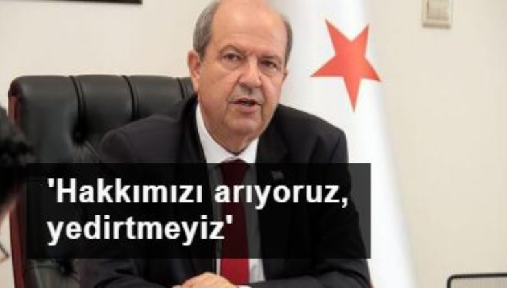 'Türkiye haritayı değiştirdi' dedi, uyardı: Hakkımızı arıyoruz, yedirtmeyiz