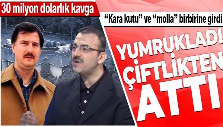FETÖ elebaşına yakın isimler birbirine girdi! Cevdet Türkyolu ile Osman Şimşek arasında 30 milyon dolarlık kavga